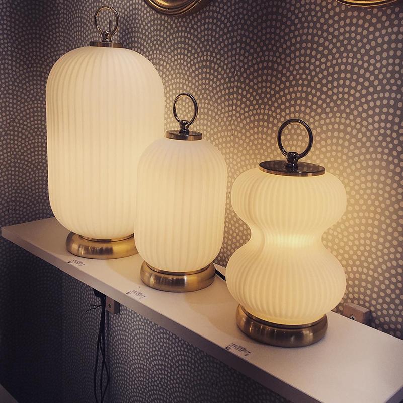 LAMPE BOUDOIR